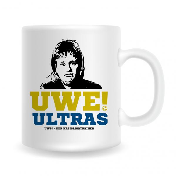 """UWE! Tasse """"Uwe Ultras"""""""
