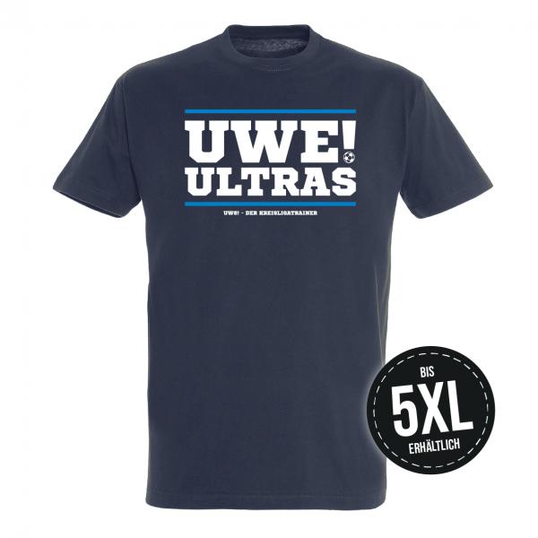 Uwe Ultra T-Shirt navy blau