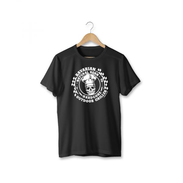 Wiggerl Bavarian Hardcore Griller Shirt