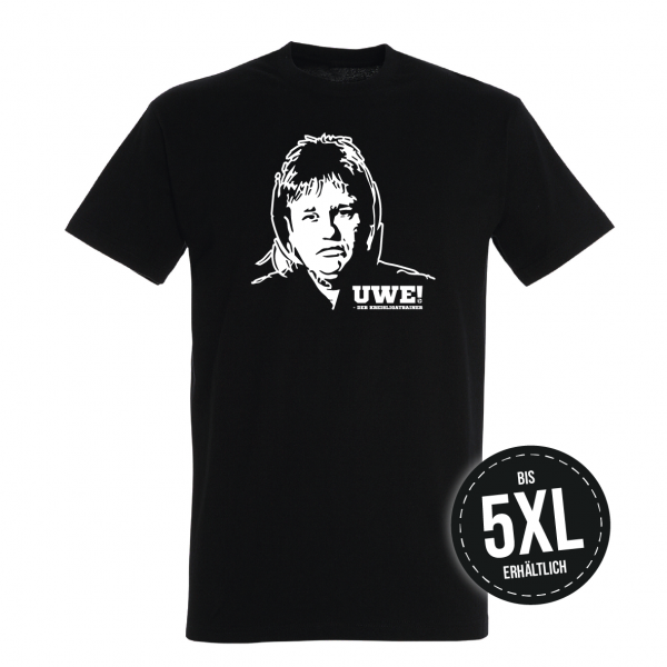 UWE! Original T-Shirt (schwarz)