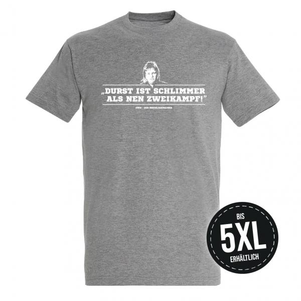 UWE! Durst T-Shirt (graumeliert)