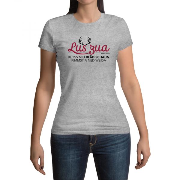 Wiggerl Lus Zua T-Shirt Damen