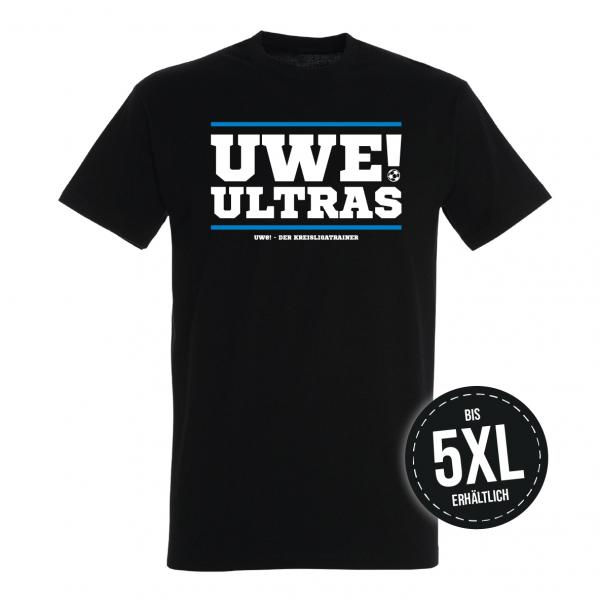 UWE! Ultras T-Shirt (schwarz)