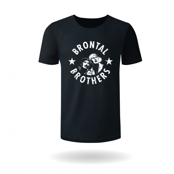 "Herren T-Shirt ""Brontal Brothers"""