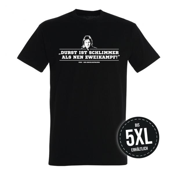 UWE! Durst T-Shirt (schwarz)