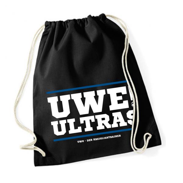 "UWE! Sportbeutel ""Uwe! Ultras"""