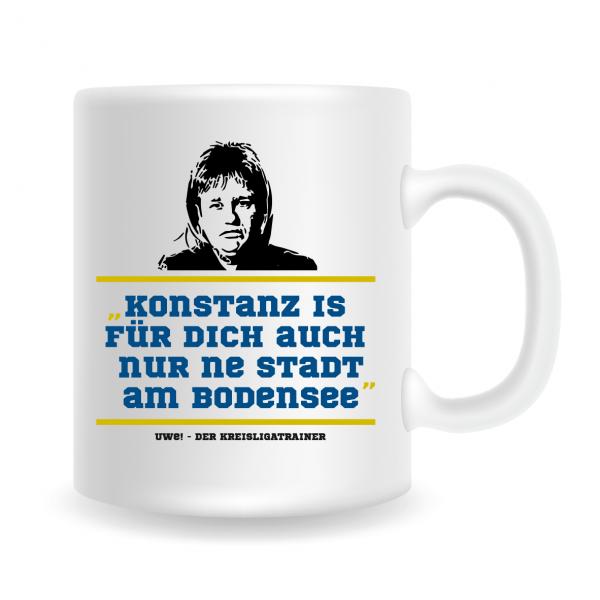 """UWE! Tasse """"Konstanz"""""""