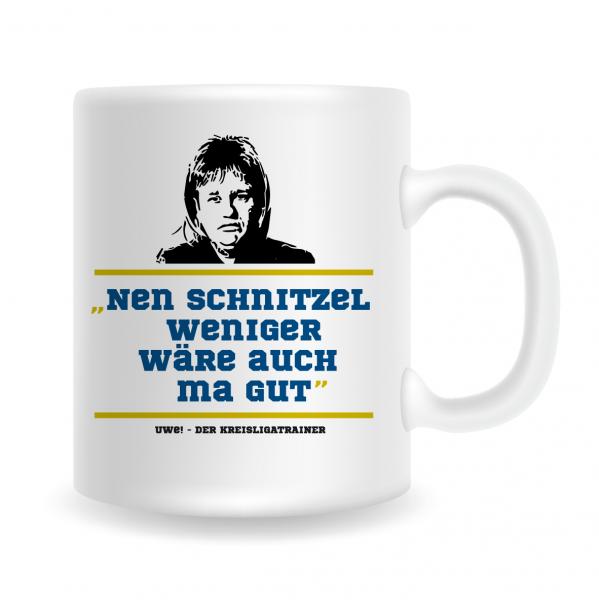 "UWE! Tasse ""Schnitzel"""